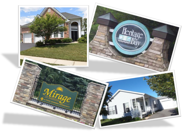 Adult Communities | Barnegat Twp | Stafford Twp | Southern Ocean County Real Estate