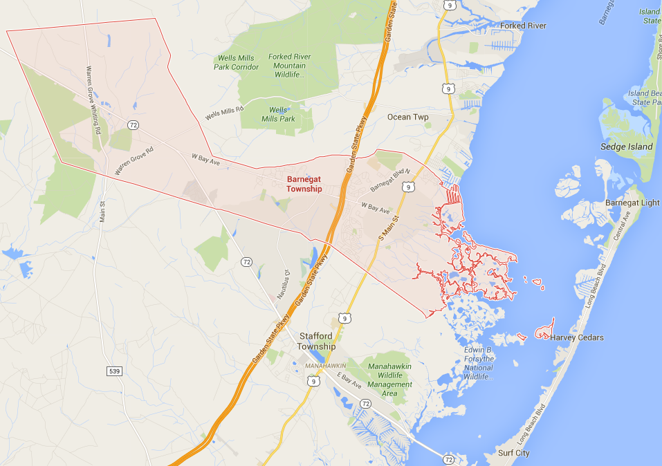 Barnegat NJ Real Estate | Southern Ocean County Real Estate | Single Family Homes